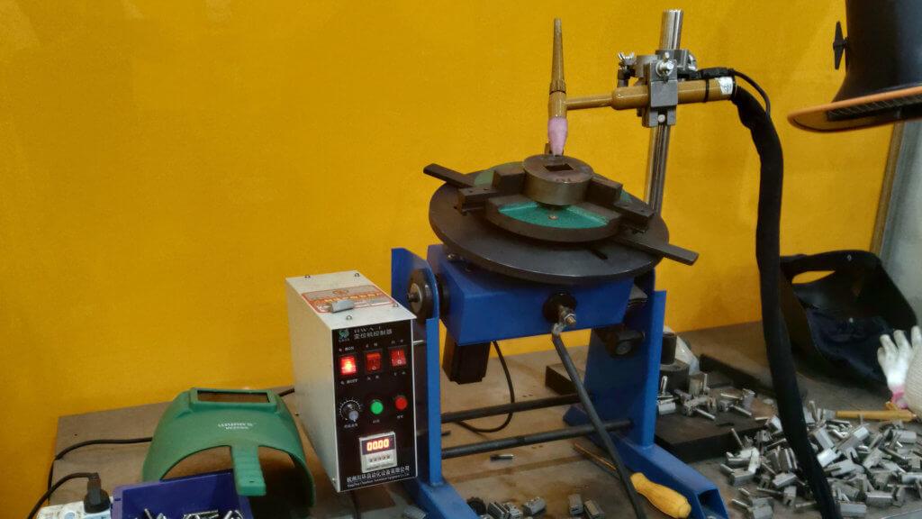 welding manipulator