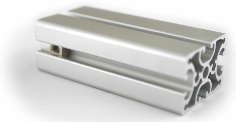 Aluminium extrusieprofiel 2