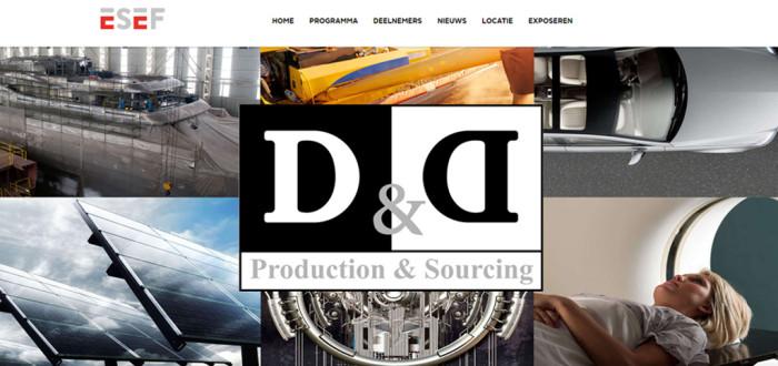 D&D Production & Sourcing - ESEF2018