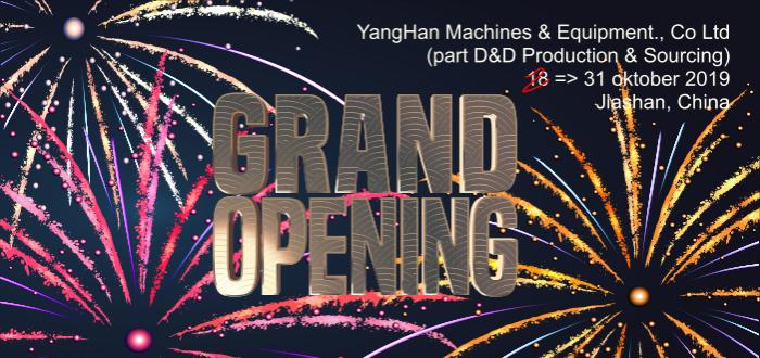 grand opening YangHan